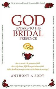god speaks to his bridal presence