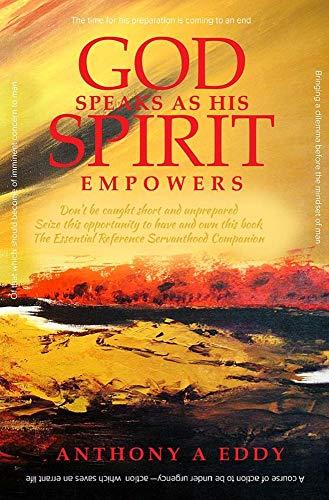 god speaks as his spirit
