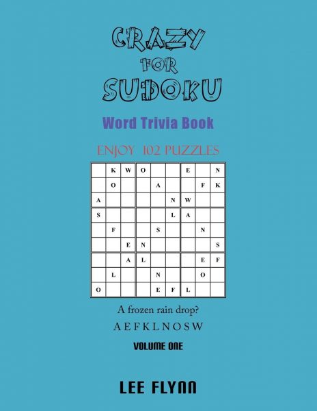Crazy for Sudoku: Word Trivia Book